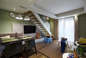 90平现代简约三室二厅