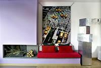 河源装修案例 潮流前卫的现代复式公寓室内装饰设计图