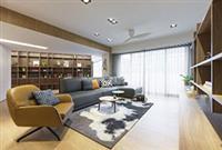 河源装修案例 台湾室内优雅大气的家庭案列设计