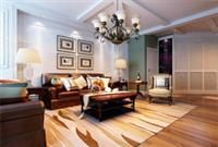河源装修案例 美式风格的居家装修