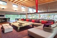 河源装修案例 超豪华别墅餐厅风格的装修案例